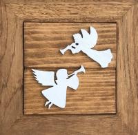 Cadre écureuil